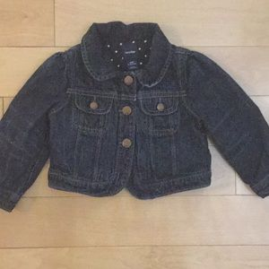 BABY GAP Size 12-18 months Jean Jacket